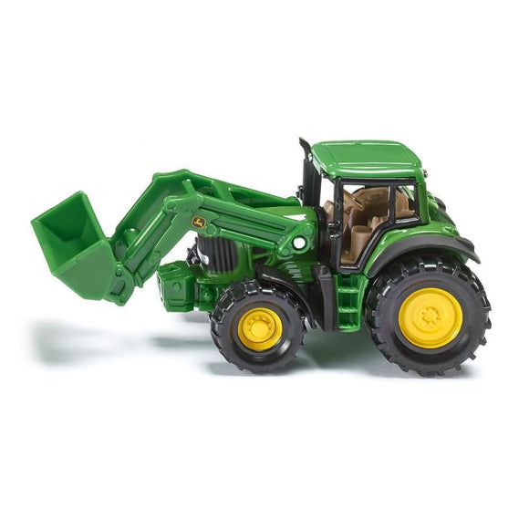 Siku John Deere 7530 with Front Loader-SKU1341-Animal Kingdoms Toy Store