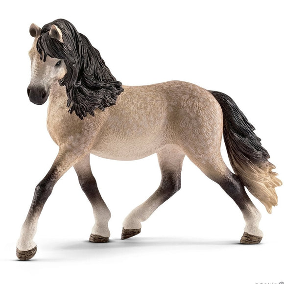 Schleich Andalusian Mare-13793-Animal Kingdoms Toy Store