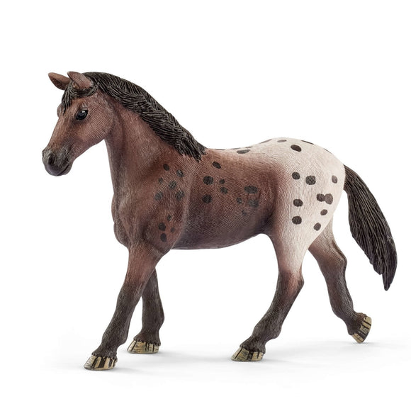 Schleich Appaloosa Mare-13861-Animal Kingdoms Toy Store