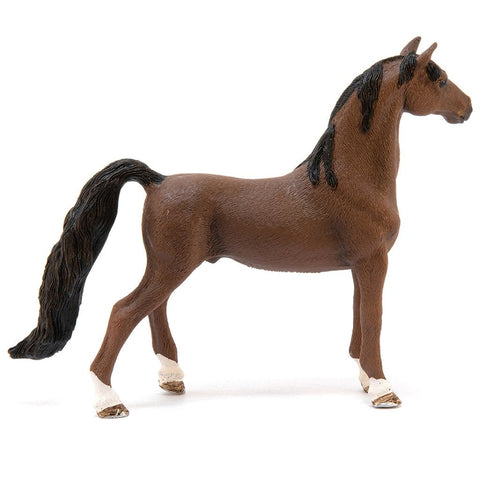 Schleich American Saddlebred Gelding - AnimalKingdoms.co.nz