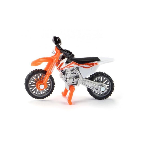 Siku KTM SX-F 450 Motorbike-SKU1391-Animal Kingdoms Toy Store