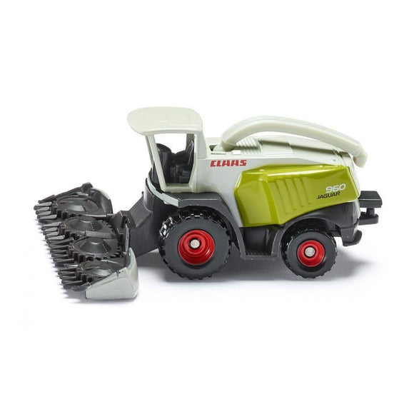 Siku CLAAS 960 Jaguar Forage Harvester-SKU1418-Animal Kingdoms Toy Store