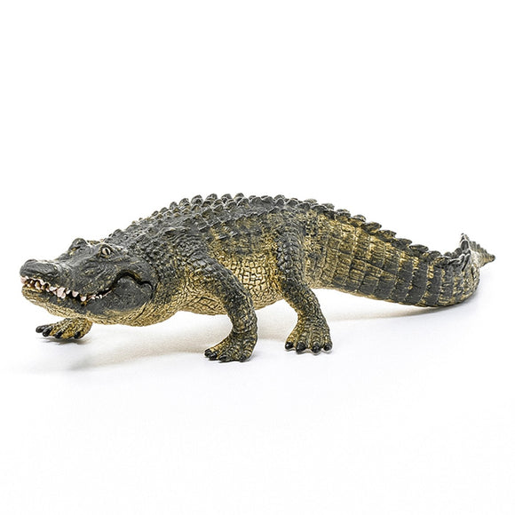Schleich Alligator-14727-Animal Kingdoms Toy Store