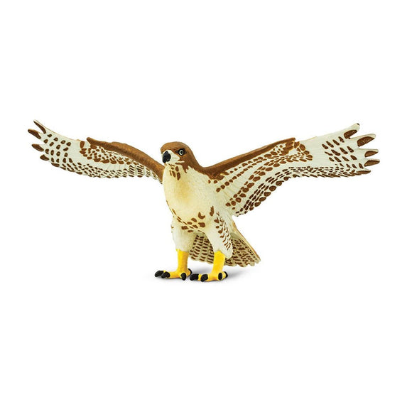 Safari Ltd Red Tailed Hawk - AnimalKingdoms.co.nz