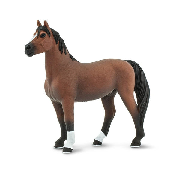 Safari Ltd Morgan Stallion-SAF153105-Animal Kingdoms Toy Store