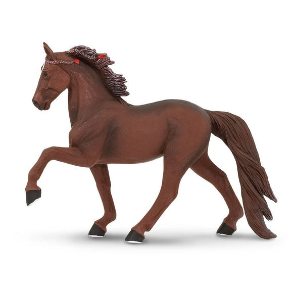 Safari Ltd Tennessee Walking Horse - AnimalKingdoms.co.nz