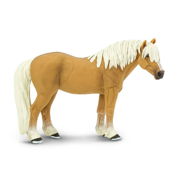 Safari Ltd Haflinger Mare-SAF159405-Animal Kingdoms Toy Store