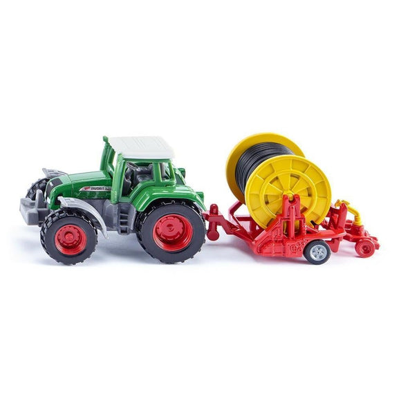 Siku Fendt with Irrigation Reel-SKU1677-Animal Kingdoms Toy Store