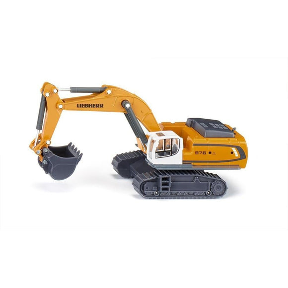 Siku 1:87 Liebherr 974 Excavator-SKU1874-Animal Kingdoms Toy Store