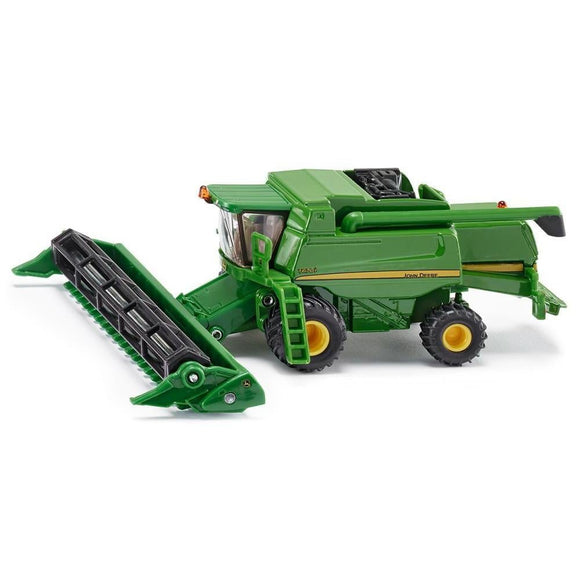 Siku 1:87 John Deere 9680i Combine Harvester-SKU1876-Animal Kingdoms Toy Store