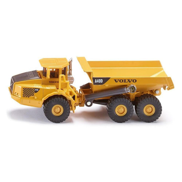Siku 1:87 Volvo A40D Articulated Hauler-SKU1877-Animal Kingdoms Toy Store