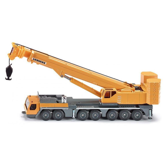 Siku 1:87 Liebherr Mobile Crane-SKU1886-Animal Kingdoms Toy Store