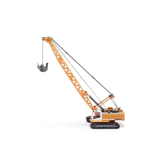 Siku 1:87 Liebherr Cable Excavator-SKU1891-Animal Kingdoms Toy Store