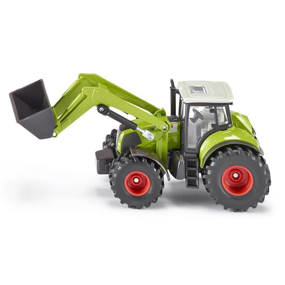 Siku 1:50 CLAAS Axion 850 with Front Loader-SKU1979-Animal Kingdoms Toy Store