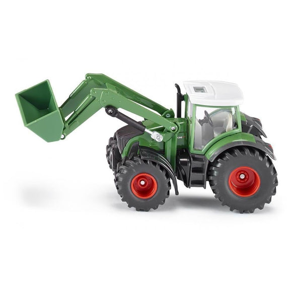 Siku 1:50 Fendt 936 Vario with Front Loader-SKU1981-Animal Kingdoms Toy Store
