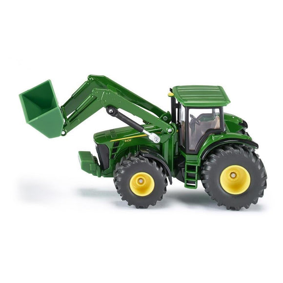 Siku 1:50 John Deere 8430 with Front Loader-SKU1982-Animal Kingdoms Toy Store