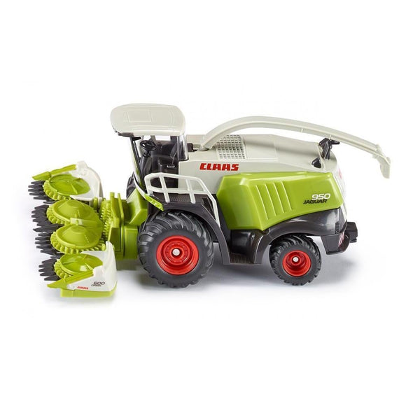 Siku 1:50 CLAAS 950 Jaguar Forage Harvester-SKU1993-Animal Kingdoms Toy Store