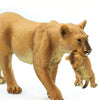 Safari Ltd Lioness With Cub - AnimalKingdoms.co.nz