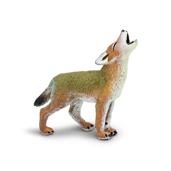 Safari Ltd Coyote Pup-SAF227129-Animal Kingdoms Toy Store