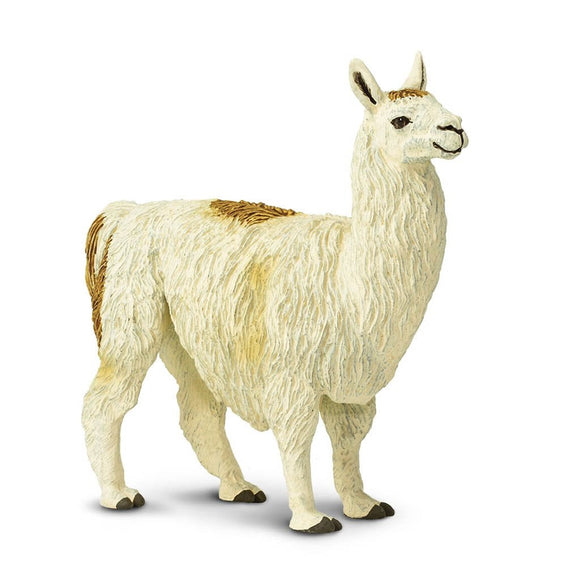 Safari Ltd Llama-SAF227429-Animal Kingdoms Toy Store