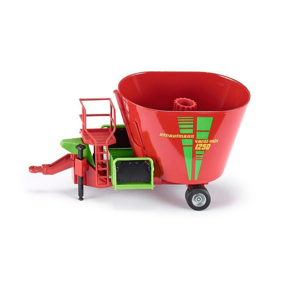 Siku 1:32 Strautmann Fodder Mixing Trailer-SKU2450-Animal Kingdoms Toy Store