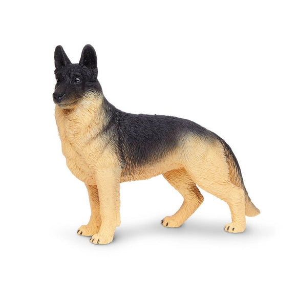 Safari Ltd German Shepherd-SAF251729-Animal Kingdoms Toy Store