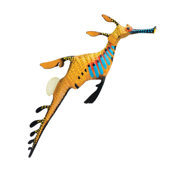 Safari Ltd Weedy Seadragon-SAF252629-Animal Kingdoms Toy Store