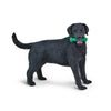 Safari Ltd Black Labrador-SAF253429-Animal Kingdoms Toy Store