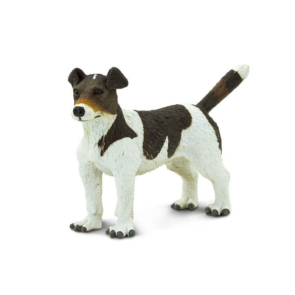 Safari Ltd Jack Russell Terrier-SAF254229-Animal Kingdoms Toy Store