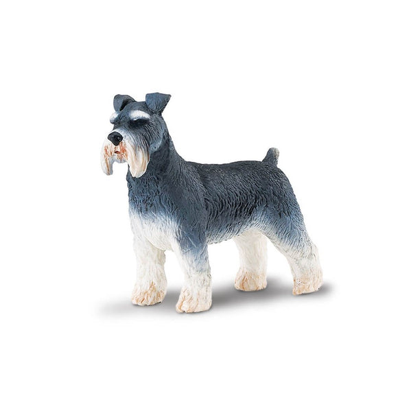 Safari Ltd Schnauzer-SAF254329-Animal Kingdoms Toy Store