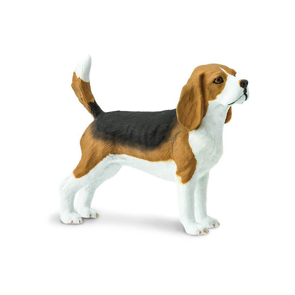 Safari Ltd Beagle-SAF254929-Animal Kingdoms Toy Store