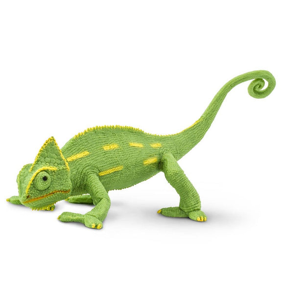 Safari Ltd Veiled Chameleon Baby-SAF261029-Animal Kingdoms Toy Store