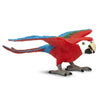Safari Ltd Green-Winged Macaw - AnimalKingdoms.co.nz