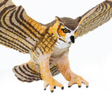 Safari Ltd Great Horned Owl - AnimalKingdoms.co.nz