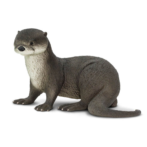 Safari Ltd River Otter-SAF266429-Animal Kingdoms Toy Store