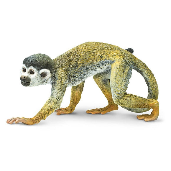 Safari Ltd Squirrel Monkey-SAF269829-Animal Kingdoms Toy Store