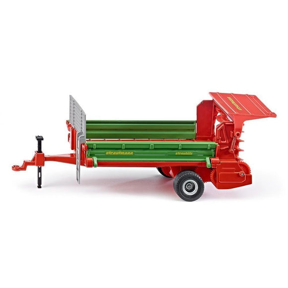 Siku 1:32 Strautmann 1-Axled Spreader-SKU2895-Animal Kingdoms Toy Store