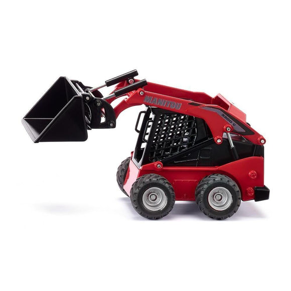 Siku 1:32 Manitou 3300V Skid Steer Loader-SKU3049-Animal Kingdoms Toy Store