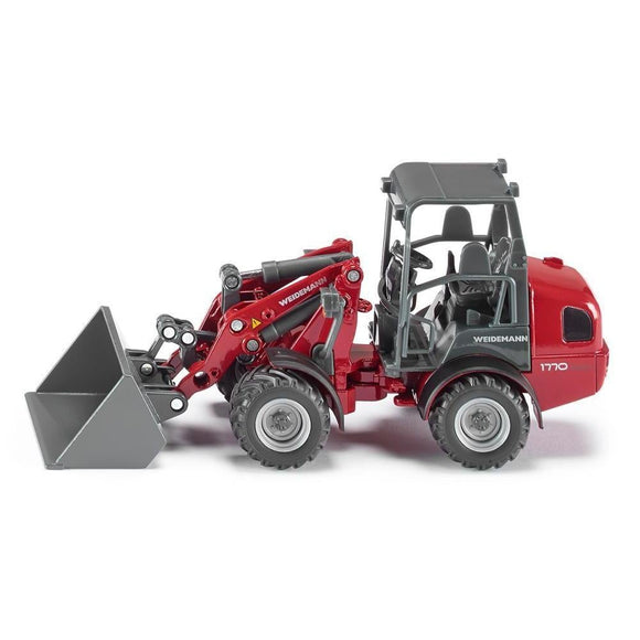 Siku 1:32 Weidemann Hoftrac 1770 Loader-SKU3059-Animal Kingdoms Toy Store