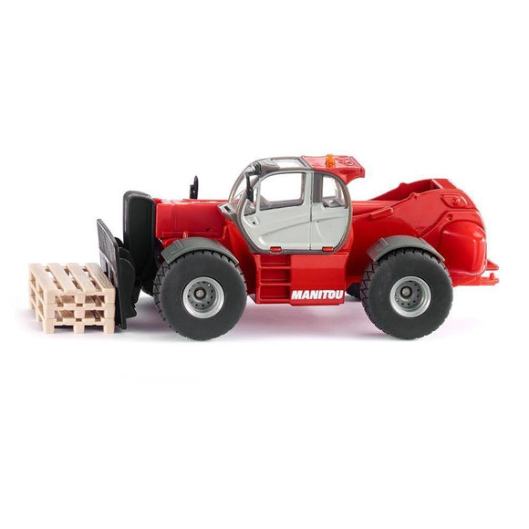 Siku 1:50 Manitou MHT 10230 Forklift-SKU3507-Animal Kingdoms Toy Store