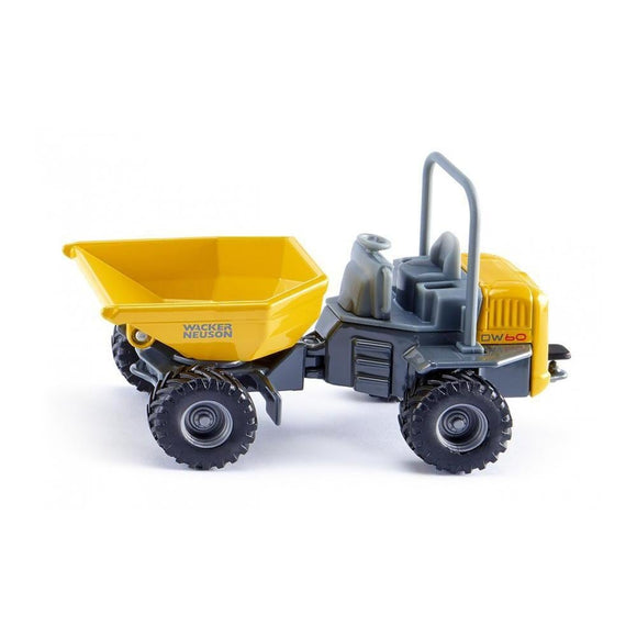 Siku 1:50 Wacker Neuson DW60 Dumper-SKU3509-Animal Kingdoms Toy Store
