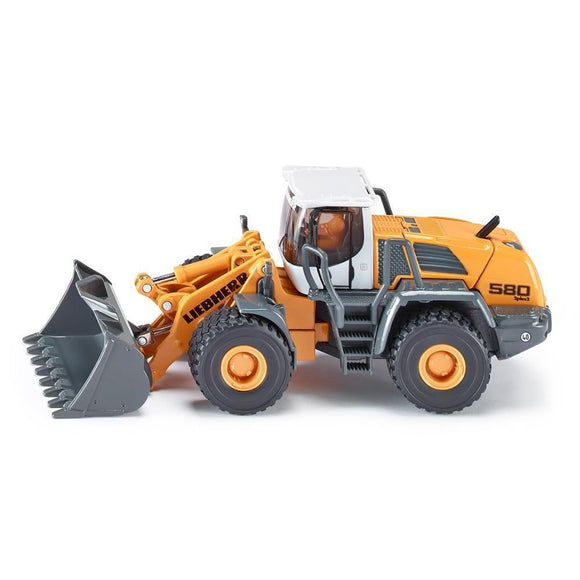 Siku 1:50 Liebherr R580 Four Wheel Loader-SKU3533-Animal Kingdoms Toy Store