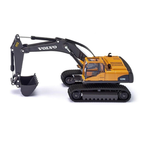 Siku 1:50 Volvo EC290 Hydraulic Excavator-SKU3535-Animal Kingdoms Toy Store