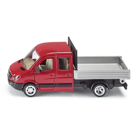 Siku 1:50 Mercedes Double-Cab with Tip Tray-SKU3538-Animal Kingdoms Toy Store