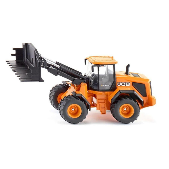 Siku 1:32 JCB 435S Agri Wheel-Loader-SKU3663-Animal Kingdoms Toy Store