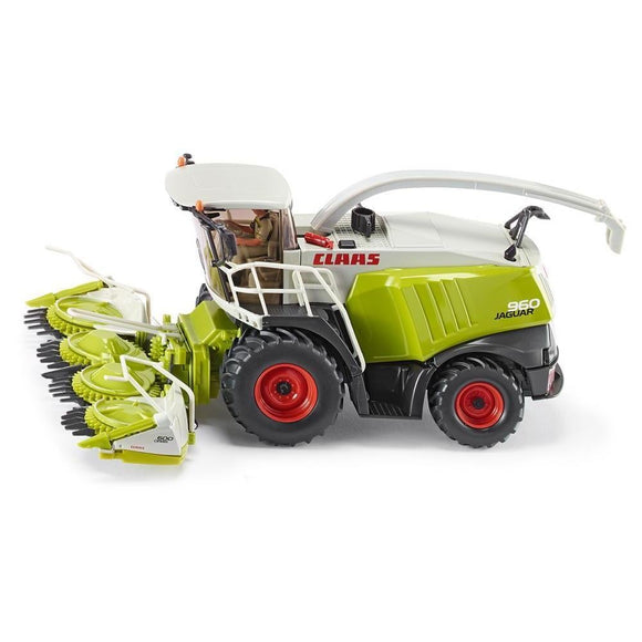 Siku 1:32 CLAAS 960 Jaguar Forage Harvest-SKU4058-Animal Kingdoms Toy Store