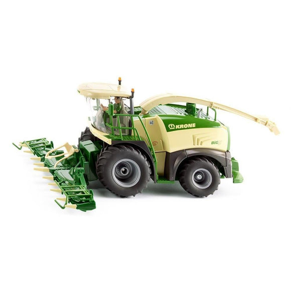 Siku 1:32 Krone BigX 580 Forage Harvester-SKU4066-Animal Kingdoms Toy Store