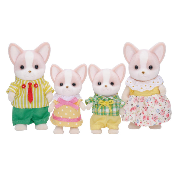 Sylvanian Families Chihuahua Dog Family-4387-Animal Kingdoms Toy Store