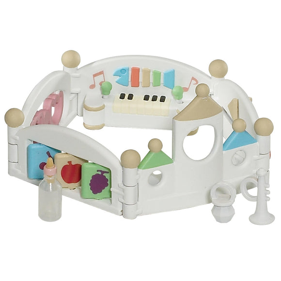 Sylvanian Families Let's Play Playpen-4457-Animal Kingdoms Toy Store