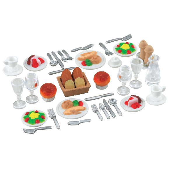 Sylvanian Families Dinner For Two Set-4717-Animal Kingdoms Toy Store